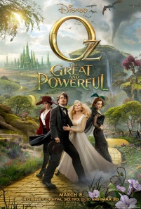 oz great and powerful poster