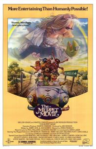 muppet movie poster