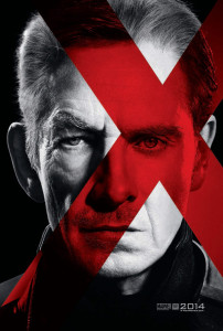 xmen days of future past poster