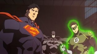 justice league war still