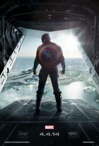 captain american 2 poster