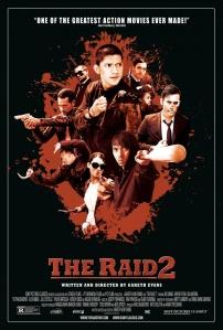 raid 2 poster