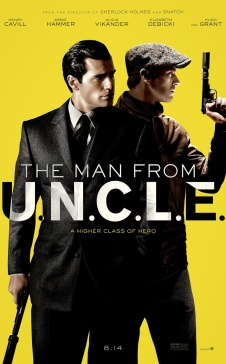 man from uncle poster